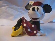 Home Decor Minni Mouse Derivative Ceramic Bank From Disney Home c03