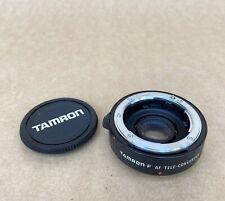 Tamron-F AF 1.4X N-AFs MC4 Tele-Converter For NIKON MOUNT