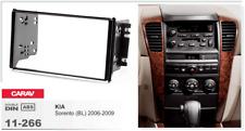 CARAV 11-266 2Din Marco Adaptador Kit de Radio KIA Sorento (BL) 2006-2009