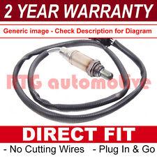 für Peugeot 1007 207 308 3008 1.4 1.6 hinten 4 Kabel Direkt Lambda O2 Sensor