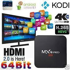 New listing S905 4K 2.0Ghz 64-bit Mxq Pro Android 5.1 Smart Tv Box Quad Core 1G+8G #Ak
