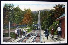 Mauch Chunk PA~Switch Back Railroad~Mt. Jefferson Plane