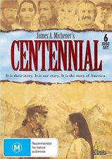 Centennial (DVD, 2010, 6-Disc Set)  (The Making Of America) The  Mini-Series