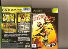 FIFA STREET 2 XBOX/X BOX 360 CALCIO
