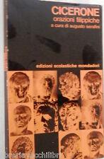 ORAZIONI FILIPPICHE Cicerone A cura di Augusto Serafini Mondadori Classici di e