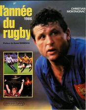 L'année du Rugby-Francesa Rugby anual (no14) 1986