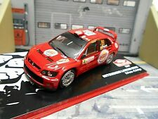 MITSUBISHI Lancer WRC WR5 Rallye Monte Carlo 2007 #27 Pons Burger King IXO 1:43