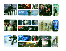 Star Wars Galaxy ~ Edible Icing Image Border Strips