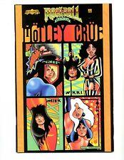 Rock N Roll Comics #4    Motley Crue