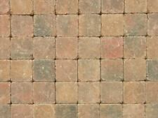 Belgisches Altstadt-Pflaster 15x15 cm herbstbunt Pflastersteine Beton