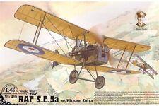 RODEN 419 1/48 RAF S.E.5a w/Hispano Suiza