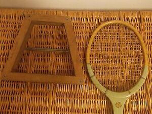 Vintage Slazenger College Model Tennis Racquet