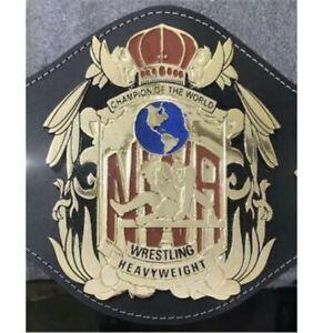 NWA Old School Wrestling Championship Title Belt Adult Size Replica