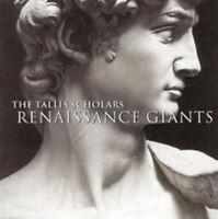 NEW The Tallis Scholars - Renaissance Giants (Audio CD)