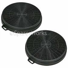 HYGENA APL APM APP Genuine Cooker Hood Extractor Vent Carbon Filters 210mm x 2