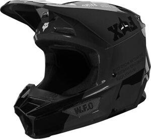 Fox Racing V1 ILLMATIK Helmet Adult MX Offroad ATV SXS Dirtbike Motocross