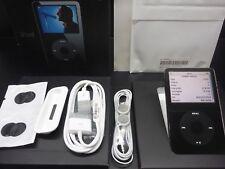 Apple iPod classic 5. Generation Schwarz (30GB) neuwertig sehr gepflegt OVP #222