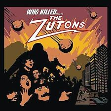 NEW Who Killed the Zutons (Audio CD)