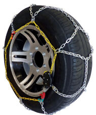 CHAINES NEIGE 12MM 4X4 SUV UTILITAIRE 205x15 215x15 M+S G.R78x15 235/60x15