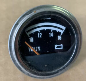 Jeep CJ5 CJ7 CJ8 Factory Volt Gauge Meter