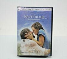 The Notebook NEW DVD 2005 Ryan Gosling Rachel McAdams James Garner New Sealed