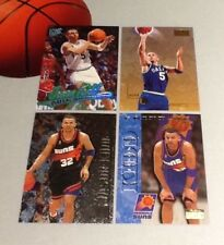 Jason KIDD 4-Card Lot NBA Basketball Trading Cards-All-Star/Future Cour