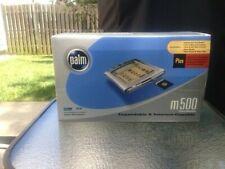 Palm m500 Pocket Pc Pda Electronic Handheld Organizer