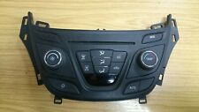 VAUXHALL INSIGNIA 2013-2017 HEATED CLIMATE CONTROL PANEL 26202384 (D1-01)