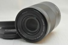 Canon Zoom Lens EF-M 55-200mm F4.5-6.3 IS STM Black EOS M M2 M3 M5 M6 M100