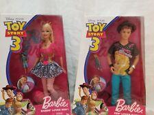 Disney Pixar Toy Story 3 Mattel Barbie Loves Ken - Ken Loves Barbie Set Doll NIB
