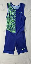 Nike Pro Elite 2019  sponsored  Speedsuit Size Medium Track and Field Men New