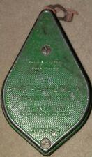 Vintage Irwin Straight-Line Chalk Line Reel Plumb Bob Made in Usa Metal