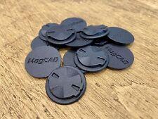 MagCAD Garmin Edge Quarter Turn Plate - Cycling 3D Printed - Glue To Anything