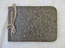 1930 GLAD TIDINGS BIBLE INSTITUTE - AUTOGRAPH ALBUM of BROTHER NICHOLAS TOUNGAUR