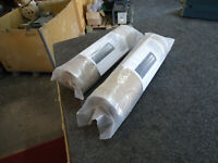 """Lot of 2 New Sealed Drierite Desiccator Canister 26940 16"""" 200 Cubic Ft"""