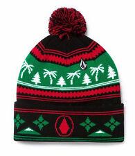 Volcom Palm Pine Beanie Knit Hat Cap Tree Skateboard Snowboard Surf Stone Logo