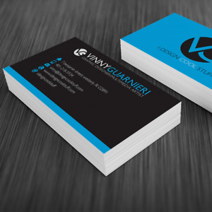 Full Colour Printed Business/Loyalty/Calling/Voucher Cards 85mm x 55mm