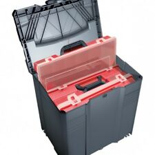 Tano Outil-Systainer T-Loc III Anthracite 2tlg avec couvercle utilisation 80500016