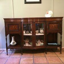 Victorian Rosewood credenza/cabinet