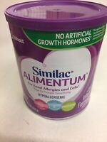 Similac Alimentum Infant Formula with Iron 612.1oz cans