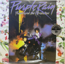 Prince Purple Rain LP Vinyl Record New Still Sealed! Free US Shipping