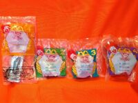 1996 McDonald's Happy Meal Toys VR TROOPERS  Complete Set of 4