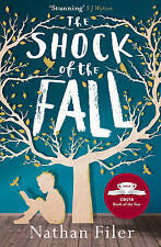 The Shock of the Fall, Filer, Nathan, New Book