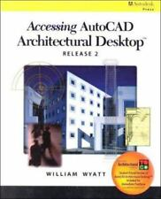 Accessing AutoCAD Architectural Desktop Release 2-ExLibrary