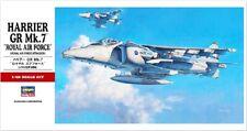 Hasegawa 1/48 07236 Royal Air Force Aittacker Harrier GR Mk.7