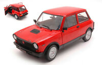 Model Car Scale 1:18 Solido Autobianchi A112 Abarth diecast modellcar