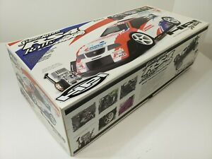 HPI RACING RS4 SUPER NITRO RALLY RC 4WD SUZUKI COMPETITION CAR 1/10 SCALE