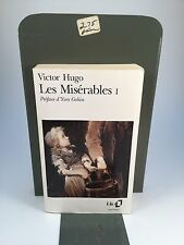 Folio: Les Miserables I by Victor Hugo (Paperback)