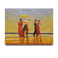 "NY Art - ""Dancing in Havana"" Large 36x48 Original Oil Painting on Canvas!"