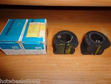 NOS GM 1984-88 Buick Cadillac Chevrolet 30MM Front Sway Bar Bushings Insulators
